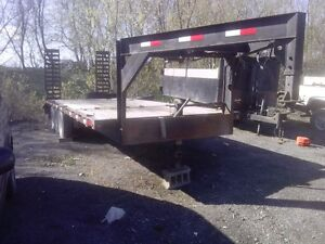 Trade float for camping trailer (same value)