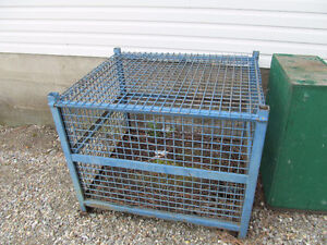 Steel cage - Large