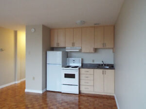 Newly Renovated Bachelor Unit Available Dec 1st.