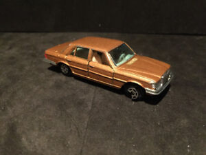 Matchbox and other vintage diecast