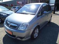 Vauxhall Meriva 1.6i 16v Petrol Manual ( a/c ) 2010 MY Active 29,000 Miles
