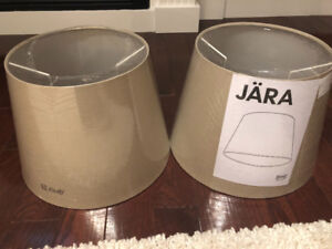 IKEA Set of Lampshades
