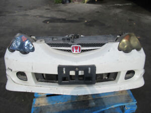 JDM 02-04 Honda Dc5 Acura Rsx Front Nose Cut