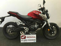 NEW Honda CB125R, 6.9% APR Finance , CB 125 R, CB125 125cc Learner Legal 125R