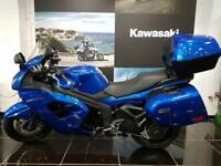 2016 TRIUMPH SPRINT GT SE In Blue, One owner from new,Panniers,Top Case