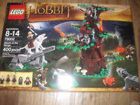 Lego The Hobbit Attack of the Wargs Brand New