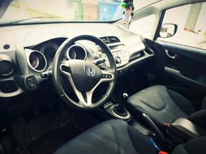 Honda fit sport 2009 tres propre et bien entretenue