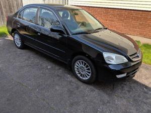 2001 Acura