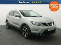 2017 Nissan Qashqai 1.5 dCi N-Connecta [Comfort Pack] 5dr - SUV 5 Seats SUV Dies