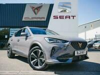 2021 Cupra FORMENTOR ESTATE 1.5 TSI 150 V1 5dr DSG Auto Estate Petrol Automatic