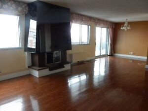 Very spacious condo must be seen ! Move in condition