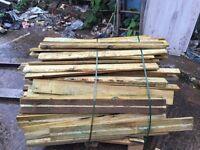 Job lot wood fence panels