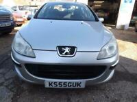 Peugeot 407 2.0HDi 136 2006 SV DRIVE AWAY TODAY! SPARE KEY!