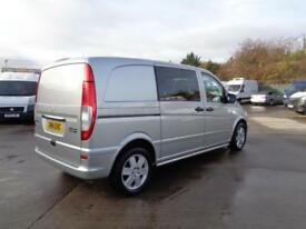 MERCEDES-BENZ VITO 2.1 CDi | 116 (163HP) | DUALINER | 5 SEAT | 2012 MODEL