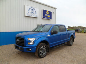 2015 Ford F-150 SuperCrew Pickup Truck