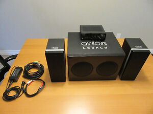 Arion Legacy Sound System