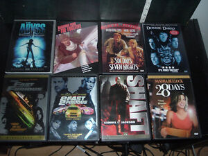 OVER 100 DVD FOR SALE, SOME TV SERIES OTHERS ARE MOVIES AT .75 West Island Greater Montréal image 9