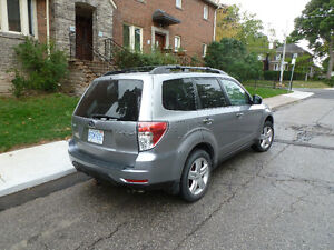 2010 Subaru Forester Limited Hatchback