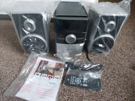 Brand New Phlips Stereo In Original Packing