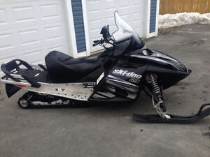 Parting out a 2005 gtx 380 ski-doo with e start & other rev sled St. John's Newfoundland image 4