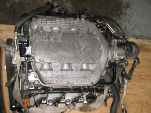 05 08 HONDA ODYSSEY J35A 3.5L V6 SOHC VTEC ENGINE JDM J35A MOTOR