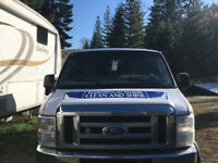 Carpet cleaning Van and Truck Mount
