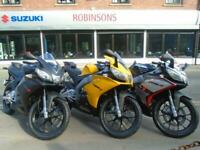 66 Plate Aprilia RS4 125 RS125 Choice of colours Nationwide delivery availabl...