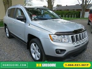 2012 Jeep Compass Sport NORTH EDITION AUT AWD A/C MAGS GR ELECTR