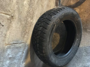 1 215/60-16 winter tire