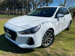2019 Hyundai i30 PD MY19 Go White 6 Speed Automatic Hatchback Richmond Hawkesbury Area Preview