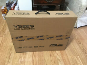 "New in Box 21.5"" ips monitor"