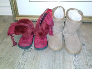 GIRLS BOOTS/SHOES sizes 2-6