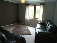 2 bedroom fully furnished apartment central inverurie with parking