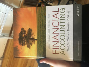 Financial accounting: tools for business decision making, 6th ed