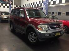 Mitsubishi Pajero Exceed, 7 Seater, Top of the Range Ingleburn Campbelltown Area Preview