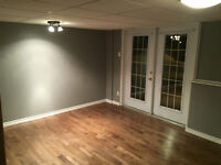 Renovated one bedroom plus XL den **everything included**