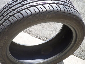 ZENNA  ARGUS UHP  225/45 ZR 17   75% tread left