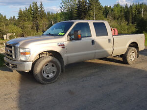2008 Ford F-350 crew