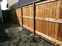 Fence posts, Fences and Fence Repairs