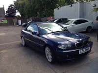 Bmw 318ise convertible