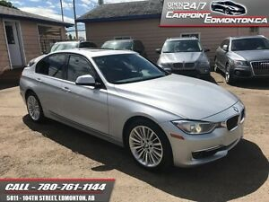 2013 BMW 3 Series 335xi LOADED/NAV/PADDLE SHIFTERS  AWD ONE OWNE