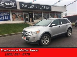 2013 Ford Edge SEL   V6 HEATED SEATS 10WAY POWER SEAT *CERTIFIED