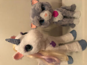 StarLily the magical FurReal TOY Unicorn