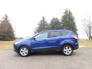2014 Ford Escape SE 4WD- ONE OWNER SINCE NEW!!  $73 per week