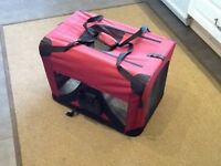 Dog carrier, crate