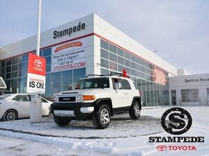 2014 Toyota FJ Cruiser 4WD 4DR AUTO OFF ROAD   - Certified