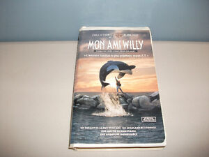VINTAGE, VHS Mon ami Willy