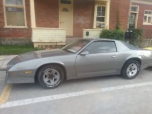 Classic 1986 Chevy Camaro will swap or trade