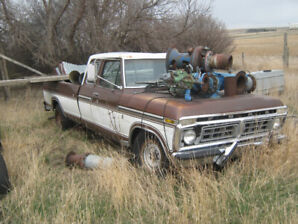 76 Ford 350
