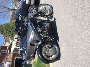2000 FXST Harley Softail Standard Customized